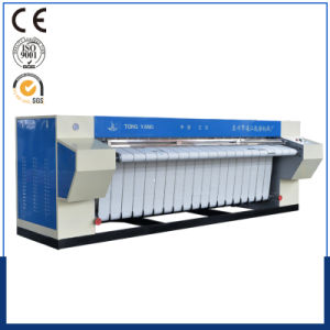 Easy Operate 1600mm- 3300mm Flatwork Ironer / Roll Ironing Machine 1-5 Rollers (steam, electric heat) Ce&ISO pictures & photos