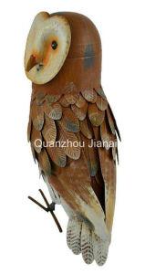 Metal Owl Animal Shape Garden Decoration Souvenir Crafts pictures & photos