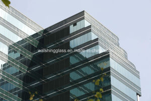 Price Insulated Low-E Glass Coated/Tinted Glass for Sale pictures & photos