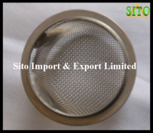 304/316 Stainless Steel Woven Wire Mesh Strainer pictures & photos