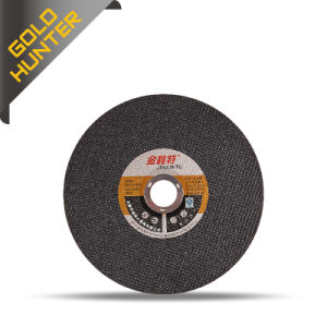 Jinxinte High Quality Big Size Cutting Wheel 125 pictures & photos