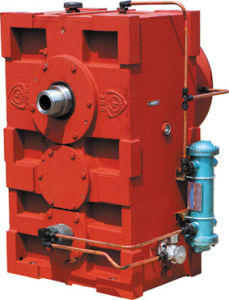 Single Screw Extruder Gearbox Vertical Type pictures & photos