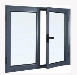 Aluminium Casement Windows with Low-E Glass pictures & photos
