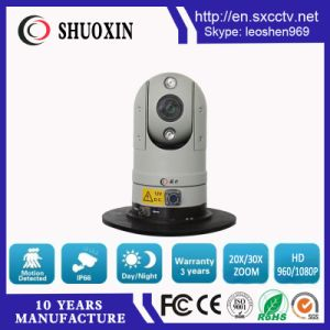 1.3MP CMOS 80m Night Vision High Speed HD IR Vehicle PTZ CCTV Camera pictures & photos