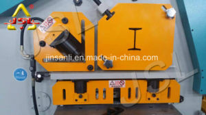 Shanghai Jinsanli Diw Series Multifuctional Ironworker pictures & photos