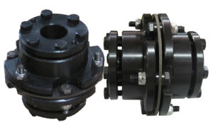 Ts3zf Disc Coupling with Zero Backlash for Servomotor, Stepmotor Connection pictures & photos