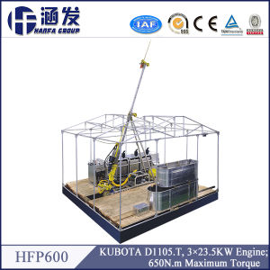 Good Performance Portable Diamond Core Drilling Rig (HFP600) pictures & photos