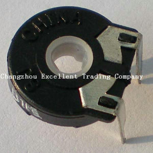 Rotary Potentiometer with Dust-Resistant Enclosure pictures & photos