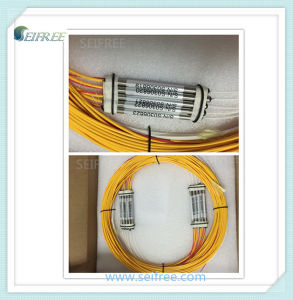 OEM 1*2 Optical Splitter 2mm Cable Steel Tube pictures & photos