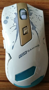 6D Gaming Optical Wired Mouse Computer USB Mouse Jo17 pictures & photos