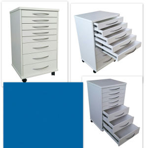 Mobile Dental Furniture Disinfection Cabinet Unit for Dental Clinic pictures & photos