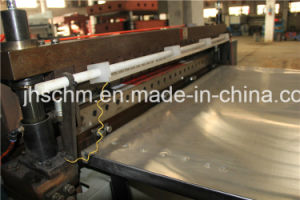 Automatic PVC Roll to Sheet Cutting Machine pictures & photos