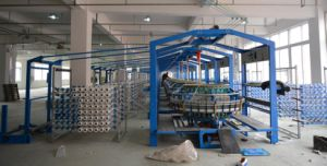 PP Woven Sack Making Machine Four Shuttle Circular Loom pictures & photos