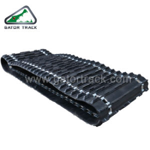 Rubber Tracks for Snowmobile/Tractor/Crawler/ATV pictures & photos