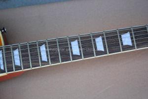 Hanhai Music/Orange Lp Standard Electric Guitar with Retro Style pictures & photos