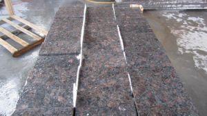 Tan Brown Granite Countertops, Tan Brown Tiles, Brown Granite Slab pictures & photos