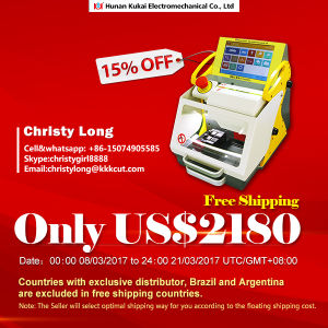 Hot Sale! CE Approved Portable Sec-E9 Fully Automatic Used Duplicate Key Code Cutting Machine with Multiple Language pictures & photos