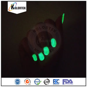 Glow in Dark Pigments for Nail Polish pictures & photos