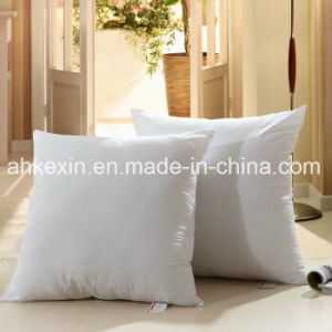 Factory Direct Sale 3D Virgin Siliconized Fiber Pillow Insert pictures & photos