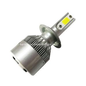 Hot Sale 36W S6 COB Car Headlight H7 LED Car Light pictures & photos