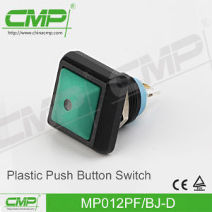 12mm Plastic Push Button Switch pictures & photos