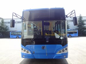Sunlong 12m City Bus 41-60 Seats with Competitive Price (SLK6129AU) pictures & photos