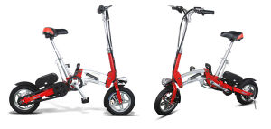 Hub Motor Folding Electric Bike pictures & photos