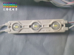Injection Module 2 LED 5050 with Lens/LED Module pictures & photos