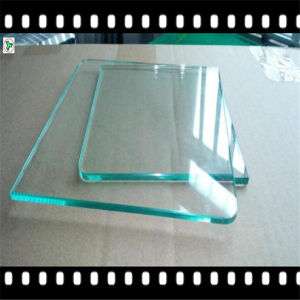 4mm Super White Clear Float Glass with Ce & ISO9001 pictures & photos