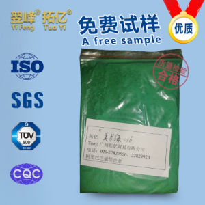 Pigment Phthalocyanine Green G/ Art Green pictures & photos