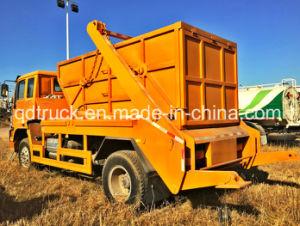 8-10m3 SINOTRUK Skip Loading Garbage Truck, Skip loader truck pictures & photos