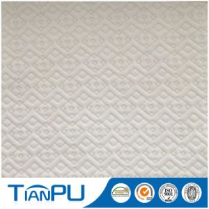 Tencel Polyester Mattress Ticking Fabric (360GSM) pictures & photos