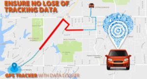 GPS Vehicle Tracker with SD Card for Data Logger pictures & photos