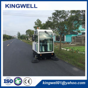 Muti-Function Road Sweeper/Road Cleaning Machine/Electric Sweeper (KW-1900F) pictures & photos