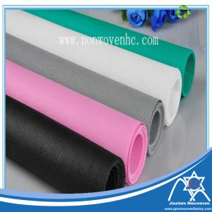 Polypropylene Spundonded Nonwoven Fabric pictures & photos