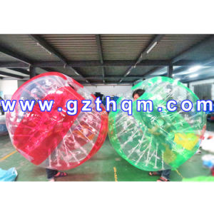 Inflatable Human Soccer Bubble Ball for Football/Inflatable Soccer Bubble Bumper Ball pictures & photos