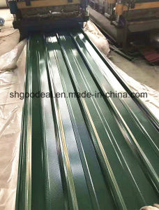 Prepainted Galvalume Steel Coil (Gi/Gl/PPGI/PPGL/SGCC/G450/G550/JIS G3302...Yehui pictures & photos