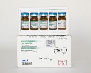 Minoxidil Injection 10mg/5ml for Hair Loss Treatment pictures & photos