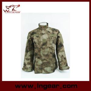 German Army Combat Uniform Woodland Camo CS Military Camouflage Suit pictures & photos