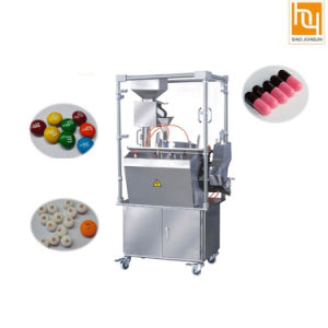 Soft Capsule Tablet Chocolate Bean Printing Automatically Machine pictures & photos