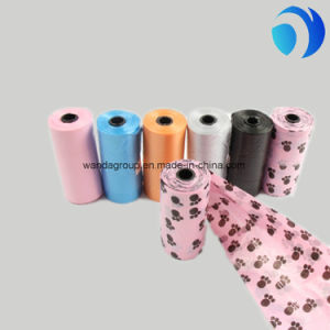 High Quality New Style Custom Biodegradable PE Dog Poop Pet Waste Bag pictures & photos