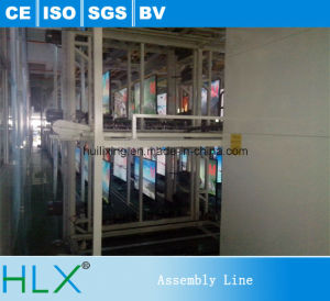 Double Layer Semi Automatic Television Production Line pictures & photos