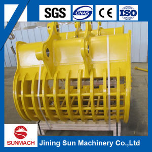 Machinery Parts China Excavator Digging Buckets Excavator Rock Bucket pictures & photos