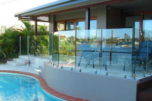 Tempered Pool Fence Glass with Australian Certificate pictures & photos
