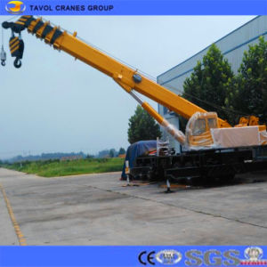 Hot Selling Products Lifting Equipment Chinese 20ton Truck Crane for Sale pictures & photos