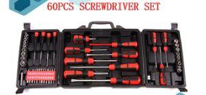 60PCS Mutil-Fuctional Screwdriver Tool Kit pictures & photos