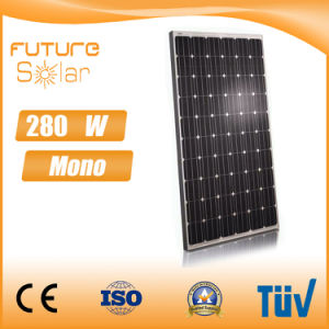 Futuresolar Mono 280W Solar Panel for Solar System pictures & photos