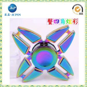 The Metal Fidget Spinner/Hand Spinner with Longer Spinning Time (JP-FS010) pictures & photos