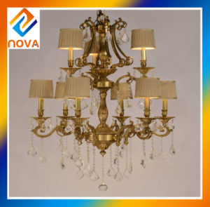 Industrial Antique Crystal Chandelier Pendent Lighting pictures & photos