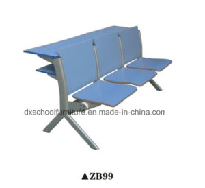 Wooden School Furniture Student Desk and Chair for Classroom pictures & photos